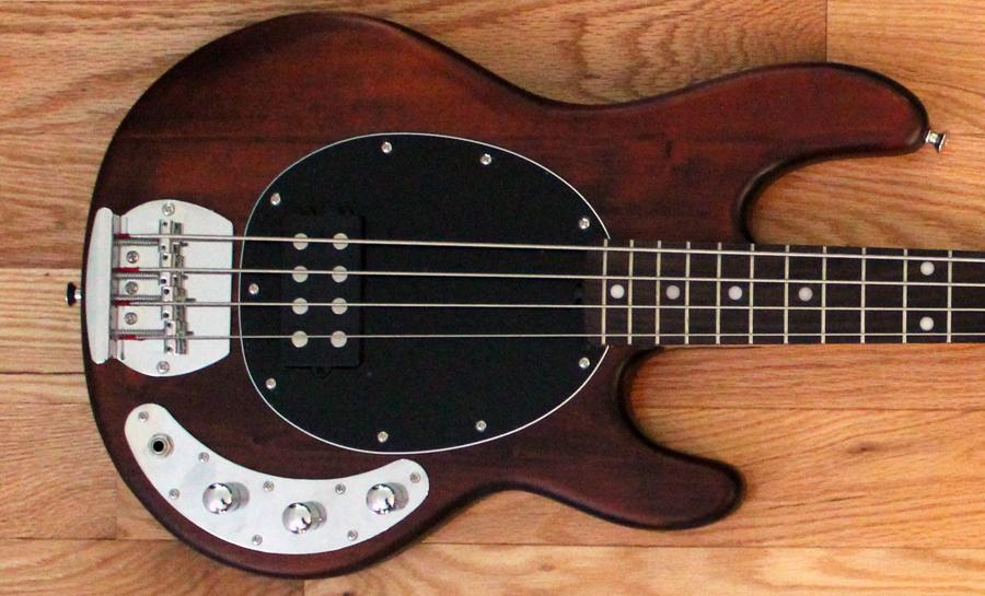 Musicman Four-string Electric Bass
