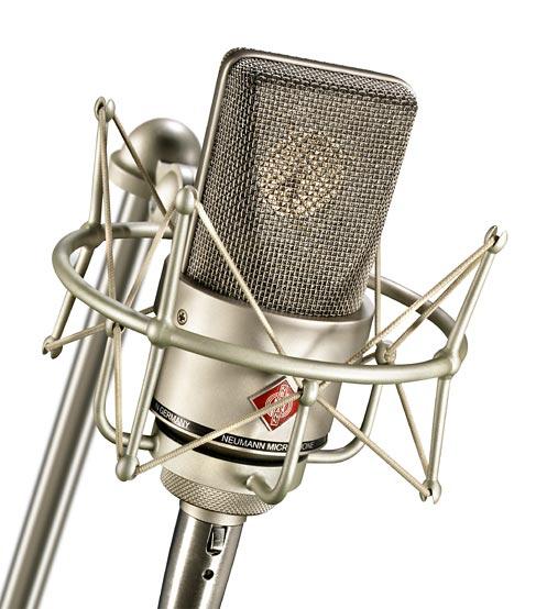 Vocals Microphone - Neumann TLM103